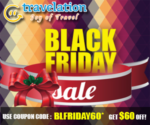 $60 Off Black Friday Flight Discount