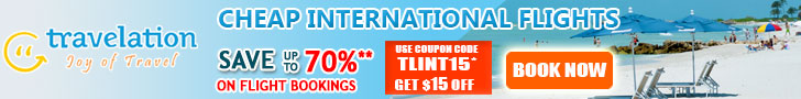 Cheap International Flights. Book Now and Get $15 Off.