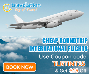 Cheap Roundtrip International Flights. Book Now and Get Flat $15 Off.